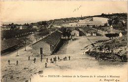 CPA MILITAIRE Toulon-Interieur De La Caserne (316526) - Kasernen