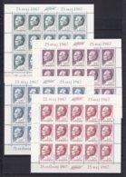 Yugoslavia - 1967 Year - Michel 1206/1215 - MNH - 60 Euro - 1945-1992 Socialist Federal Republic Of Yugoslavia