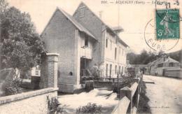 C P A 27  Acquigny Le Moulin  Normandie - Acquigny