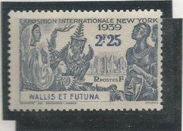 70/71 Expo De NEW YORK   Charniére               (claswalli) - Wallis And Futuna