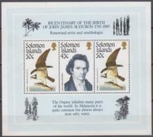 1985Solomon Islands562-563/B18Birds Of Prey7,00 € - Adler & Greifvögel