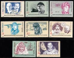 ROMANIA    SCOTT NO  3345-52    MNH    YEAR  1985 - 1948-.... Repúblicas
