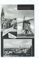 Pamel Groeten Uit Molen Kerk Panorama - Roosdaal