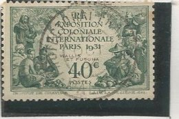 66   Exposition Coloniale              (claswalli) - Wallis And Futuna