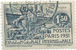 69  Exposition Coloniale              (claswalli) - Wallis And Futuna