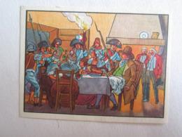 Publicité Chocolaterie Suisse Normande Paris La Fuite à Varennes 1791 Image Donnée école Bon Point ??? - Altri