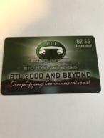 Belize 1 Phonecard - Belize