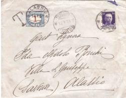 ANNULLI ALASSIO E BRENO BRESCIA - 1900-44 Victor Emmanuel III