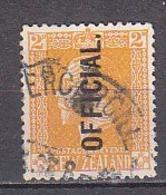 PGL - NOUVELLE ZELANDE SERVICE Yv N°56 - Officials