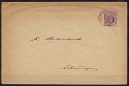 DEISSLINGEN WÜRTTEMBERG GANZSACHE N. SCHWENNINGEN (b335 - Postzegels