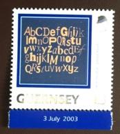 Guernsey 2003 Alphabet MNH - Guernsey