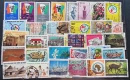 Ivory Coast USED LOT POSTAGE FEE EXTRA - Ivory Coast (1960-...)