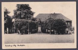 Sem_  AK Ratzeburg Marktplatz- Ungebraucht Used - Sehr Alt - Ratzeburg