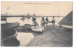 ILE D'OLERON - Retour De La Pêche - Marée Basse - Ile D'Oléron