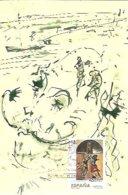 MAXIMA ESPAÑA  SALVADOR DALI - Arte
