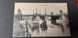 Saint Quentin    (peniche Arken Binnenvaart) - Péniches