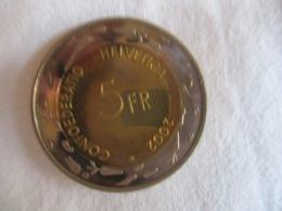 Suisse: 5 Francs 2002 - L'escalade 1602 - 2002 - Switzerland