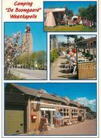 73591901 Westkapelle_Netherlands Camping De Boomgaard Markt Cafe Terrasse Leucht - Zonder Classificatie
