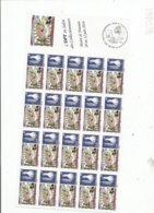 1276 Et 1276A Rare   Feuille   VARIETE  110F  TENA NT A NORMAL  RARE   Timbre Personnalisé L 'OPT  Rare  (clastimp) - Nueva Caledonia