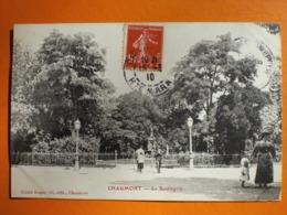 Chaumont  Le Boulingrin - Chaumont