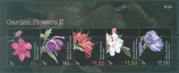 NEW ZEALAND - MNH/** - 2004 - GARDEN FLOWERS MAGNOLIA RHODODENDRON - Yv BLOC 187 -  Lot 20704 - Blocs-feuillets