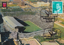 VALENCE #1 VALENCIA MESTALLA COUPE DU MONDE 1982 WORLD CUP STADE STADIUM ESTADIO STADION STADIO - Football