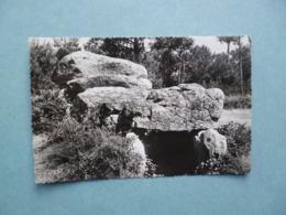 CARNAC  -  56  -  Dolmen De Ker Mario  -  Morbihan - Carnac
