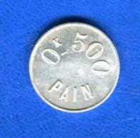 Pompey  La  Ruche  54  Soc  Coop  0/500 Gr  De  Pain  Sup - Monetari / Di Necessità