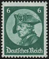 479 Friedrich Der Große 6 Pf ** - Deutschland