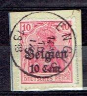 OC 14 - Engis Le 10-9-1918 - WW I