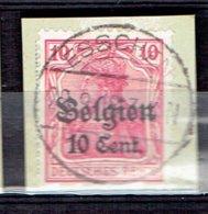 OC 14 - Esschen-Belgien Le 29-9-1918 - WW I
