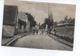 Chartrettes Route De Melun - Autres Communes