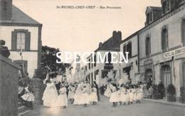 Une Procession - Saint-Michel-Chef-Chef - Saint-Michel-Chef-Chef