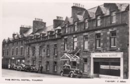 RP: THURSO , Scotland , 1910s ; The Royal Hotel - Caithness