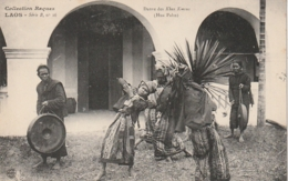 ***  LAOS  ***  Huan Pahn  -   Danse Des Khas - Neuve Excellent état - Laos