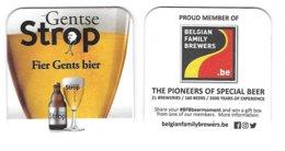 29a Brij. Roman Oudenaarde Gentse Strop Rv Belgian Family Brewers - Sous-bocks