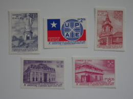 Sevios / Chili / **, *, (*) Or Used - Chile
