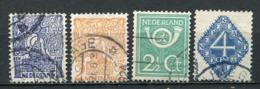 Niederlande Nr.112/5         O  Used       (906) - Periodo 1891 – 1948 (Wilhelmina)