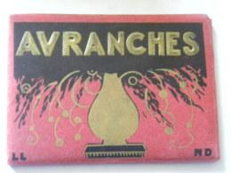 (50) Manche - AVRANCHES - Pochette De 12 Petites Photos - Avranches