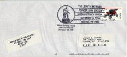 USA - HERSHEY PA -  MILTON HERSHEY SCHOOL  -  DEED OF TRUST - Altri