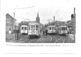 Rumst - Tram. - Unclassified