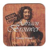 74a Brij. Roman Oudenaarde Adriaen Brouwer Winterwood - Sous-bocks