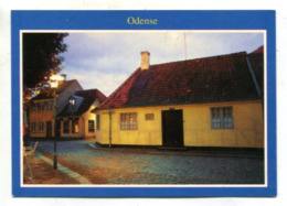 DENMARK - AK 363961 Odense - H. C. Andersens Hus - Danemark