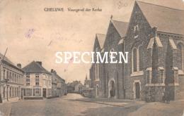 Voorgevel Der Kerke - Geluwe - Wervik