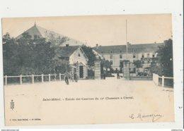 55 SAINT MIHIEL ENTREE DES CASERNES DU 12E CHASSEURS A CHEVAL CPA BON ETAT - Saint Mihiel