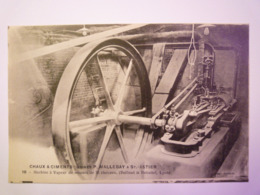 2019 - 2883  SAINT-ASTIER  (Dordogne)  :  Usines P. MALLEBAY  - Machine à Vapeur De Secours   XXX - France