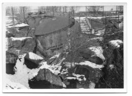 Fort De Loncin  1931   Photo 18x13 (musée De La Vie Wallonne) - Repro's