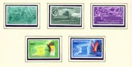 TRINIDAD AND TOBAGO - 1962 Independence Set Unmounted/Never Hinged Mint - Trinidad & Tobago (1962-...)