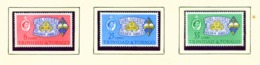 TRINIDAD AND TOBAGO - 1964 Girl Guides Set Unmounted/Never Hinged Mint - Trinidad & Tobago (1962-...)