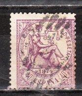 146  Allégorie De La Justice - Bonne Valeur - Oblit. - LOOK!!!! - 1873-74 Regentschaft